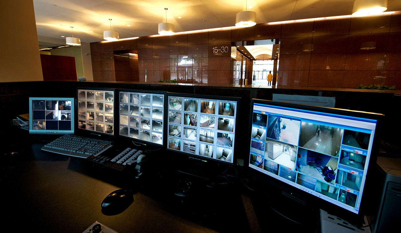 Security monitors