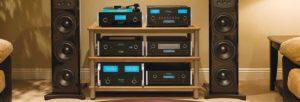 Hi-fi-stereo System