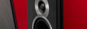 hifi-speaker closeup